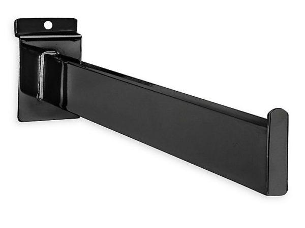 Black Slatwall Faceout Hook
