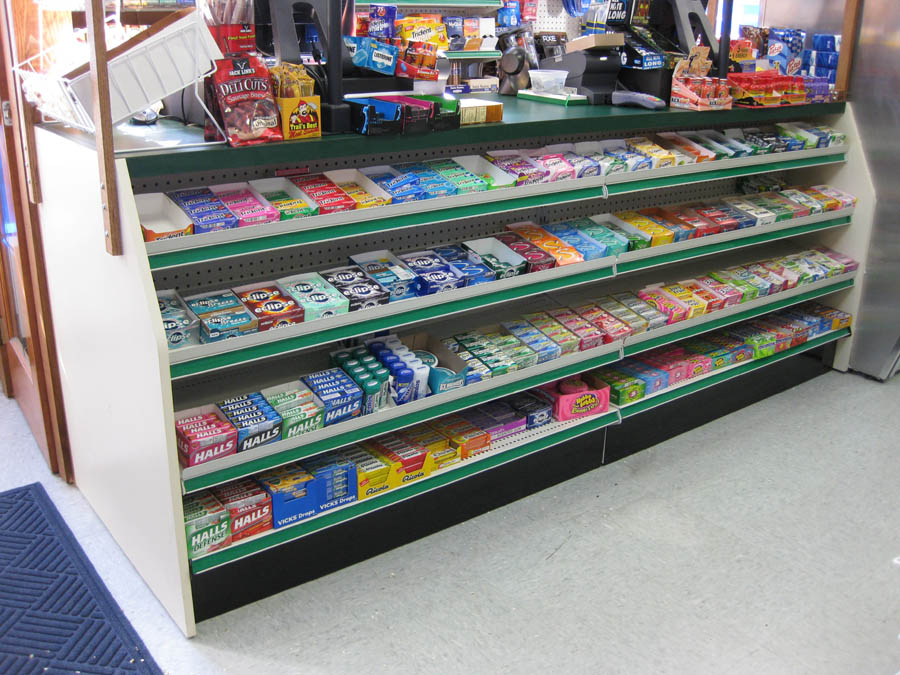 Convenience Store Shelving | C-Store Fixtures & Displays