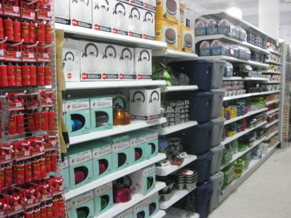 Gondola Shelves for Stores
