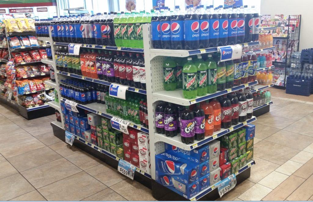 Convenience Store Shelving   C-Store Fixtures & Displays