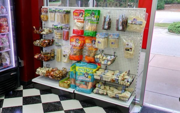 Pet Store Baskets Display