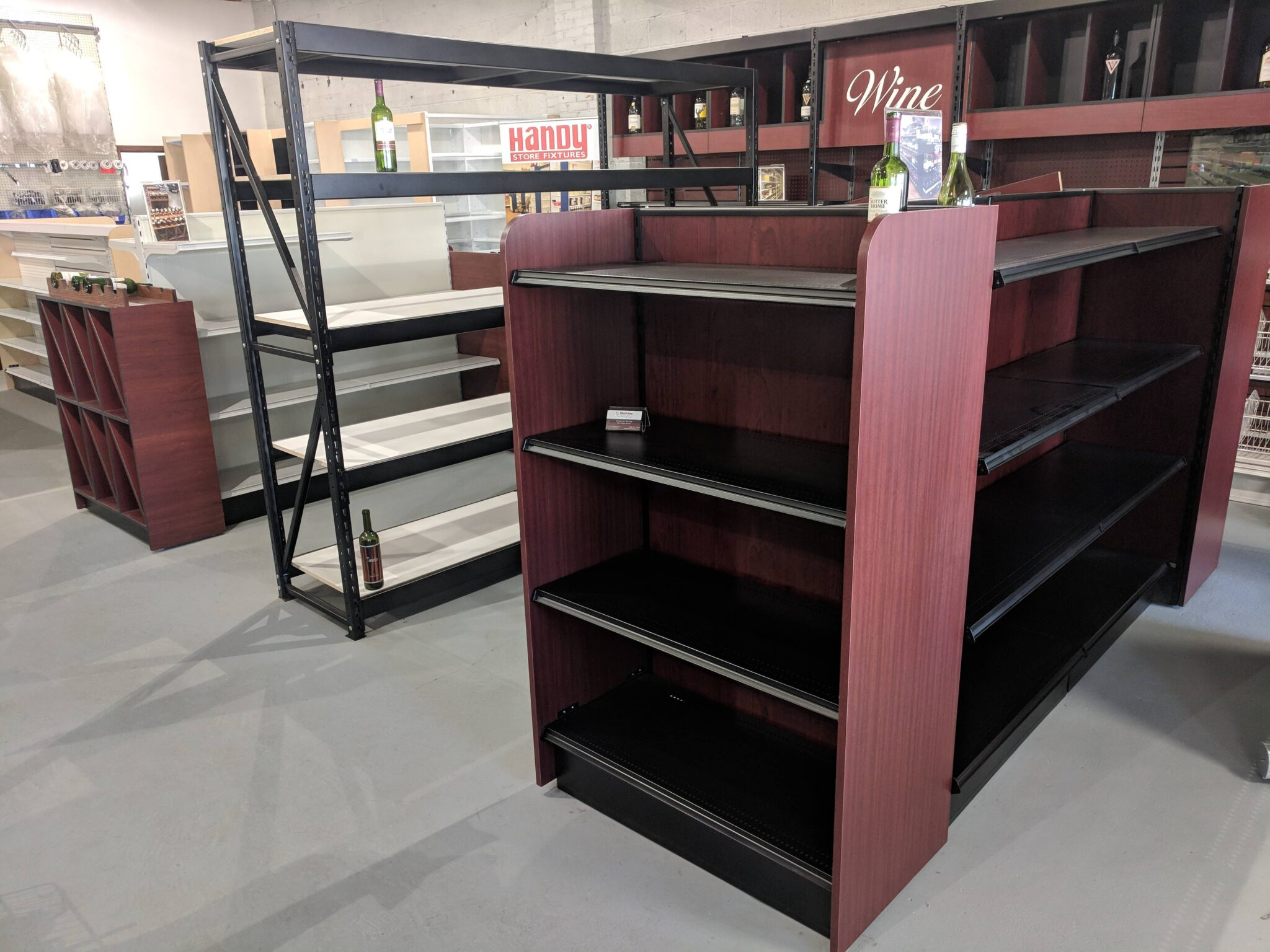 Shelving Depot Showroom