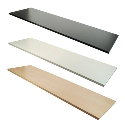 Wood Melamine Shelves