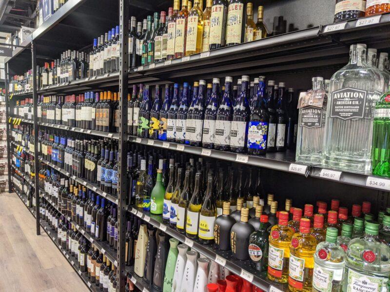 Liquor Store Space Plus Conversion