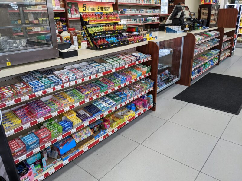 C-Store Sales Counter